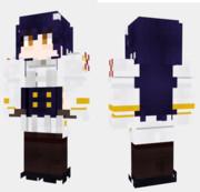吾妻 アズールレーン Minecraft Skin