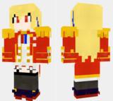 ジョージ5世 アズールレーン Minecraft Skin