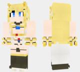ヴィクトリアス アズールレーン Minecraft Skin