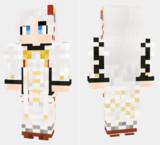 翔鶴 アズールレーン Minecraft Skin