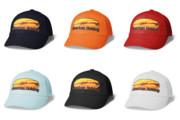 シンプルデザインキャップ American Hotdog