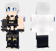 ワシントン アズールレーン Minecraft Skin