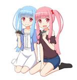 琴葉姉妹と戦闘機