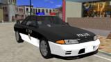 mmd 日産・スカイラインGT-R32 バーチャシティ警察・ポリスカーモデル