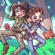 探鉱者さんと冒険家さん