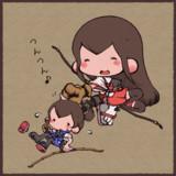 赤城さんと加賀さん