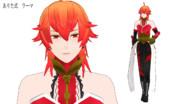 【Fate/MMD】ありた式ラーマ【モデル配布】
