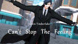 【MMD刀剣乱舞】Can't Stop The Feeling / 燭台切光忠