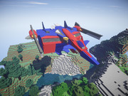【Minecraft】Gファルコンっぽいもの 【JointBlock】