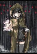 梅雨modeあきつ丸