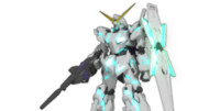【MMD】ユニコーンガンダム(v2.0)【配布】