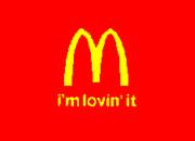 おそらく世界一軽いマクドナルドのロゴ