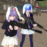[MMDモデル配布あり] FN FAL