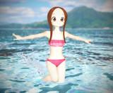 【MMD】水着の高木さん【まめる式】