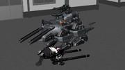 ゴジュラスキャノン駆逐艦搭載実験