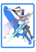チヅル:GIRLS BE SWORD WORLD2.5