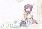 【ホロライブ】おかころお昼寝2