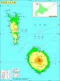 利尻島及礼文島