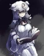読書の邪魔をしないで?