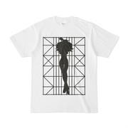 シンプルデザインTシャツ pattern LADY