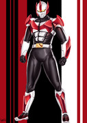 オリジナル変身ヒーロー