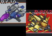 RX-10 & R-9Sk2