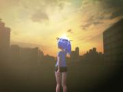天羽ソラ『日が沈む』