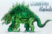 長命怪獣メトシェラ