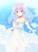 ゆかりさんドレス