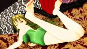 六導玲霞の足指強調セクシーポーズ44【Fate/MMD】