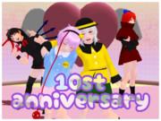 そばかす魔理沙シリーズ10周年記念