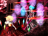 紅魔の吸血姉妹