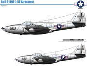 ベル P-59 エアラコメット
