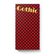 シンプルデザインモバイルバッテリー Gothic