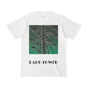 シンプルデザインTシャツ DARK TOWER