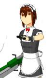 武装メイド