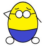 卵型のび太
