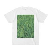 シンプルデザインTシャツ 稲