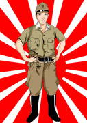 太平洋の奇跡~大日本帝国陸軍第十八連隊・大場 栄大尉