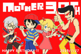 MOTHER 生誕30周年!!