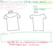 緊急SOS! ヘカーティアのTシャツ全部書く大作戦