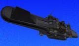 【MMD】416規格型戦闘艦【配布】
