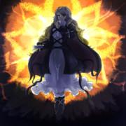 A Hidden Oriental Sorceress