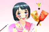 漢字の成り立ち 「童」