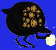 暗闇レイプ! 大鳥と化したキュルルBB