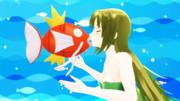 【Fate/MMD】コイキングキス