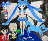 美少女戦士セーラームーン 海王星の星一族