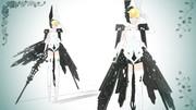 【MMD】チトセリウム LXXVIII-platinum