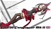 瑞鳳のConqueror