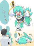 ちび清姫ちゃん4